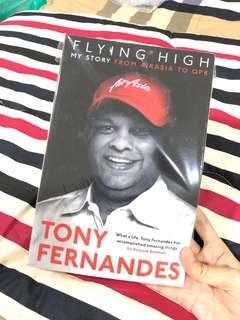Flying High TONY Fernandes