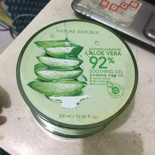 Nature Republic Aloe Vera 92% ORIGINAL