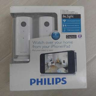 Philips IN SIGHT Dual Cam