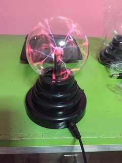 Unique gift: Plasma ball tesla ball