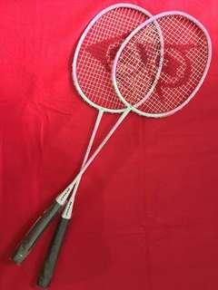 Dunlop Badminton Racket Set