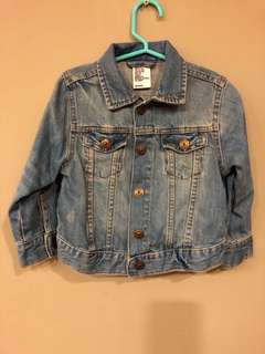 H&M boy Denim Jacket