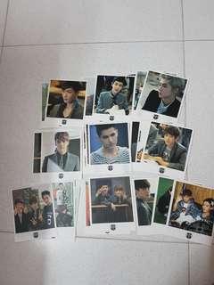 Exo growl polaroids official