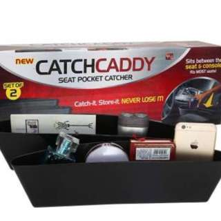 Catch Caddy - Seat Pocket Catcher
