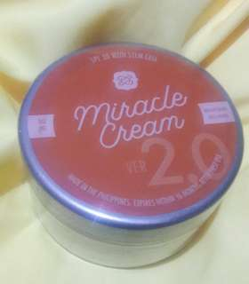 Authentic Lily's Touch MIRACLE CREAM VERSION 2.0