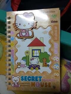 Hello Kitty Notebook
