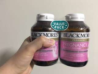 Blackmores Pregnancy & Breastfeeding Advanced