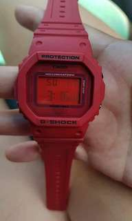 Gshock watch limited stock only OEM