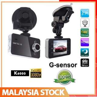 Dashcam car recorder K6000