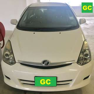 Mazda 5 RENTAL PROMOTION RENT FOR Grab/Personal