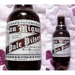 罕有生力菲律賓廠生產啤酒辦玻璃樽一枝