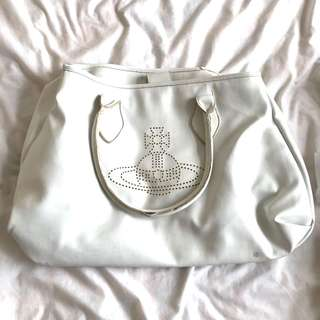 Vivienne Westwood white handbag bag purse wallet