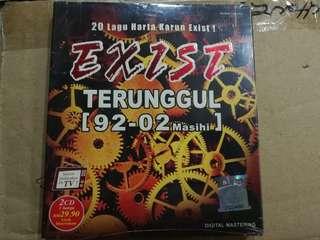 CD EXIST TERUNGGUL 92-02 MASIHI