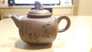 宜興老紫砂壺