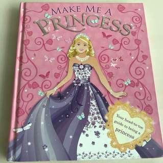 Make me a Princess guide book