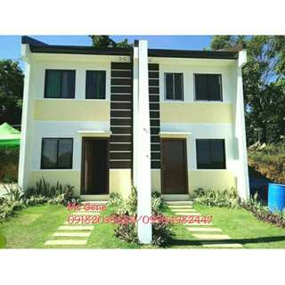 House and lot for only 15,893 monthly!!