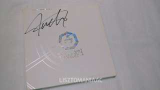 GOT7 IDENTIFY SIGNED ALBUM - JACKSON