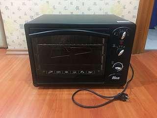 Oven Toaster 30 Liter merk Kris W-V30B23