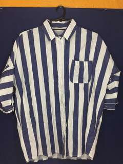 Vertical Stripes Polo