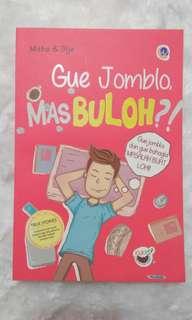 Gue Jomblo Mas Buloh?