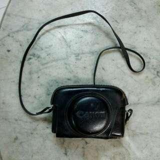 Japan Canon Canonet Camera Vintage