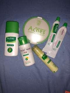 Acnes Product Set