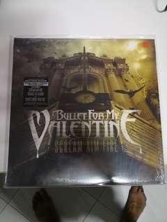 Bullet for my valentine - scream aim fire (Vinyl)