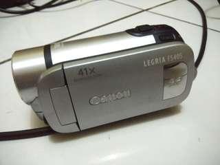 Handycam Canon Legria FS405
