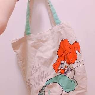 美人魚 側咩袋