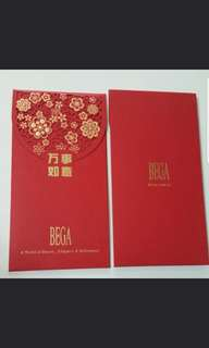 BEGA - 2018 red packet/ang bao packet