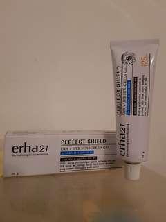 ERHA 21 perfect shield - sunscreen gel