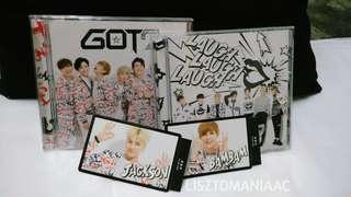 GOT7 Japan Album - Laughx3
