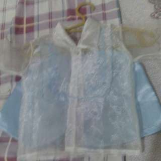 Christening for baby boy fit to 5months to 1 yr