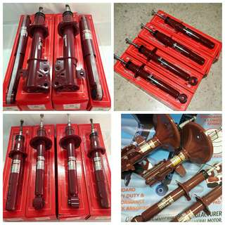 ABSORBER HEAVY DUTY PRORIDE MYVI