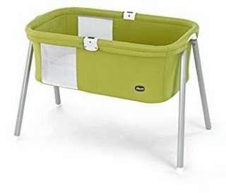 Chicco Lullago Crib (Green)
