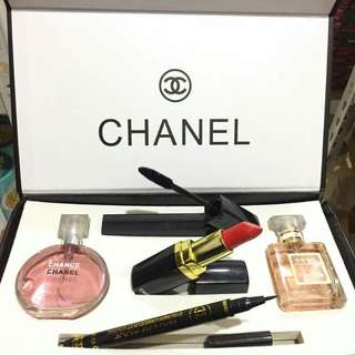 Chanel 5 in 1 Set - PRICE REDUCED!