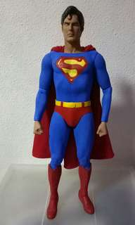 """(Reserved) Superman Christopher Reeve 18"""" 1/4 scale Neca figure"""
