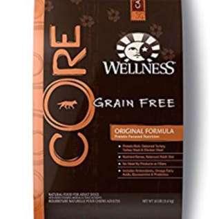 Wellness Core Dog Original 24lb