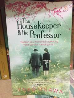 Professor and the housekeeper