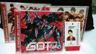 GOT7 Japan Debut Album - Around The World
