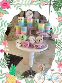 🚚 幸福囍事花式造型棉花糖-造型棉花糖杯杯
