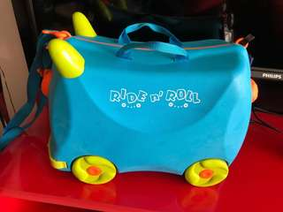 Ride & Roll Kids Luggage
