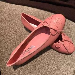 Chanel 經典芭蕾舞鞋