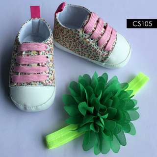 Combo Baby Shoes Prewalker