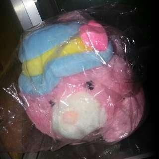 Boneka pink kyuti