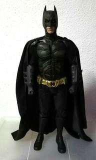 "(RESERVED )Batman Figurine Dark knight Christian Bale 18"" figure 1/4 scale"
