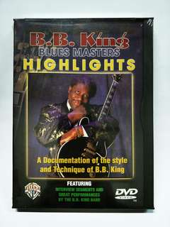 Highlights: Blues Masters_B.B. King