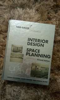 TIME SAVER STANDARDS (2nd EDITION) INTERIOR DESIGN & SPACE PLANNING
