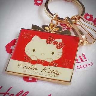 Hello Kitty 公仔掛牌匙扣吊飾 114049