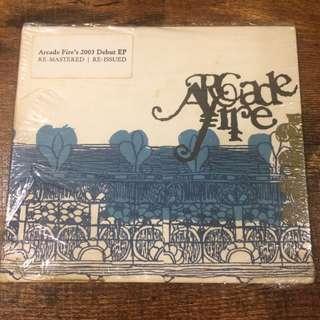 Arcade fire - debut ep cd